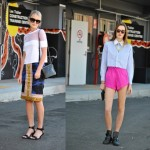 Streetstyle. Mercedes-Benz Fashion Week Australia (фото 4)