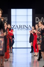 XXVII сезон DnN St. Petersburg Fashion Week: 20-летие бренда ZARINA (превью) превью