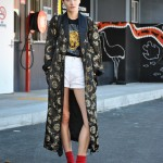 Streetstyle. Mercedes-Benz Fashion Week Australia (фото 6)