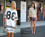 Streetstyle. Mercedes-Benz Fashion Week Australia (фото 3) превью