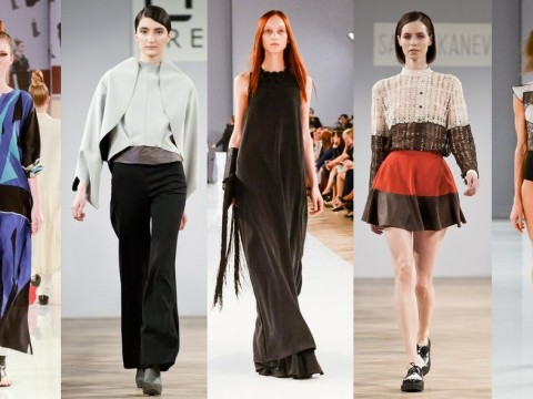 AURORA FASHION WEEK FW13. День 1 (превью)