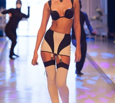 XXVII сезон DnN St. Petersburg Fashion Week:  BonBon Lingerie (превью)