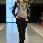 XXVII сезон DnN St. Petersburg Fashion Week: Татьяна Киселева (фото 4)