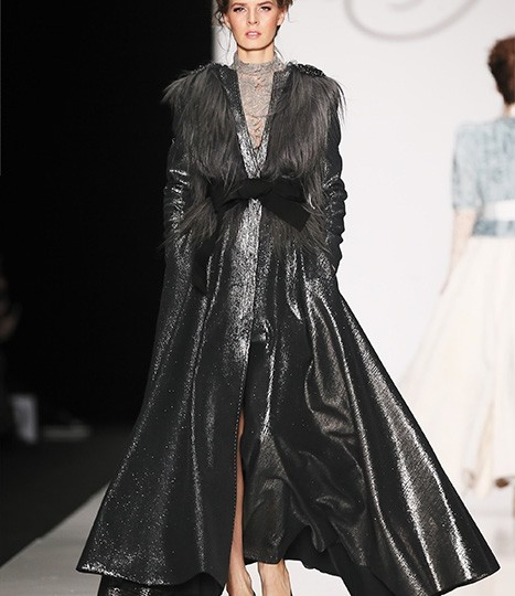 MERCEDES-BENZ FASHION WEEK RUSSIA IGOR GULYAEV fall/winter 2014/15 (превью)