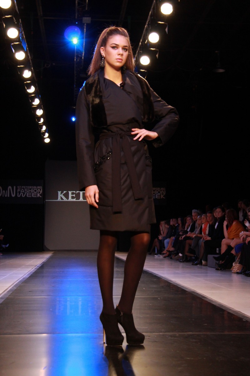 DnN St. Petersburg Fashion Week: KETTA (фото 1)