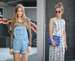 Streetstyle. Mercedes-Benz Fashion Week Australia (фото 14) превью