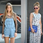 Streetstyle. Mercedes-Benz Fashion Week Australia (фото 14)