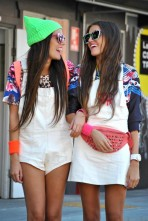 Streetstyle. Mercedes-Benz Fashion Week Australia (фото 12) превью