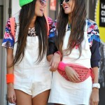 Streetstyle. Mercedes-Benz Fashion Week Australia (фото 12)