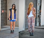 Streetstyle. Mercedes-Benz Fashion Week Australia (фото 11) превью