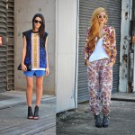 Streetstyle. Mercedes-Benz Fashion Week Australia (фото 11)
