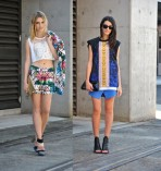 Streetstyle. Mercedes-Benz Fashion Week Australia (фото 2) превью