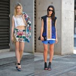 Streetstyle. Mercedes-Benz Fashion Week Australia (фото 2)