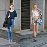 Streetstyle. Mercedes-Benz Fashion Week Australia (фото 5)