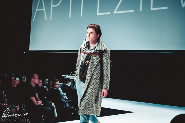 апти азиев ST.PETERSBURG FASHION WEEK FALL-WINTER 2015-2016 ДЕНЬ2