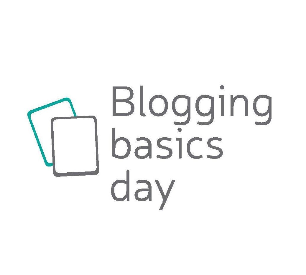 Blogging basics day