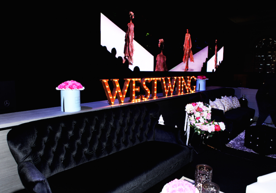 Westwing viip zone MBFWRussia